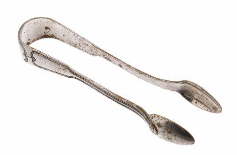 купить Щипцы для сахара лаконичной формы, сплав металла, Западная Европа, 1940-1970 гг.