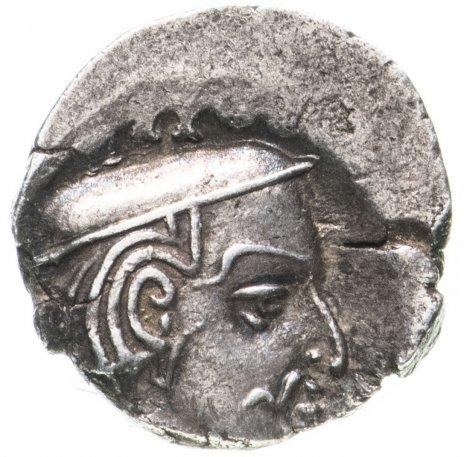 купить Западные Кшатрапы, Рудрасена II, 255-278 годы, Драхма.