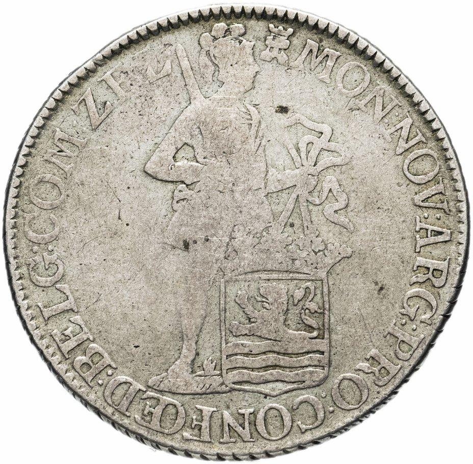купить Голландская республика 1 Датский серебряный дукат 1777