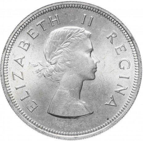 купить Южная Африка 2 1/2 шиллинга 1960