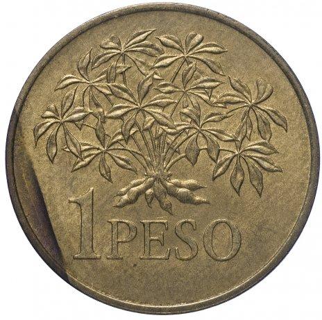 купить Гвинея-Биссау 1 песо 1977
