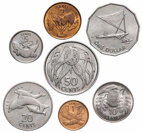 купить Кирибати набор из 7 монет 1979-1992