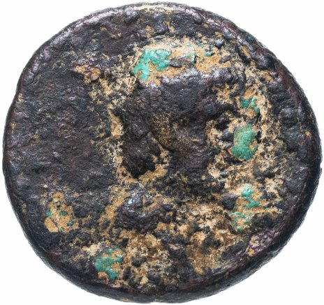 купить Рим, Марк Антоний, Провинция Финикия Арад, 83-30 до.н.э, Халк.