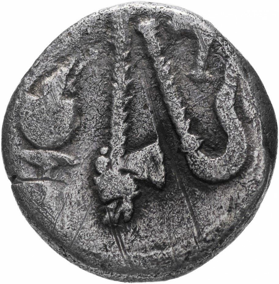 купить Римская Республика Гай Юлий Цезарь денарий 49-48гг до н.э.