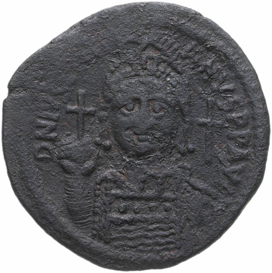 купить Византийская империя, Юстиниан I, 527-565 годы, 40 нуммиев (фоллис).Диаметр:41мм