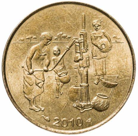 купить Западная Африка (BCEAO) 10 франков (francs) 1981-2020, случайная дата