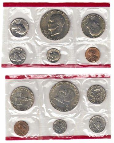 купить США годовой набор 1975 D (6 монет)
