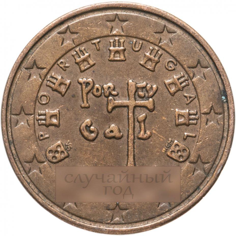 купить Португалия 5 евро центов (euro cent) 2002-2021, случайная дата