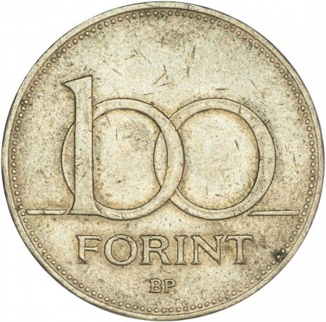 купить Венгрия 100 форинтов 1995