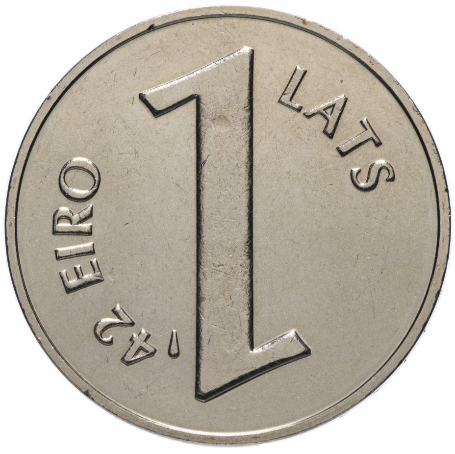 """купить Латвия 1 лат (lats) 2013   """"Паритет монет"""""""