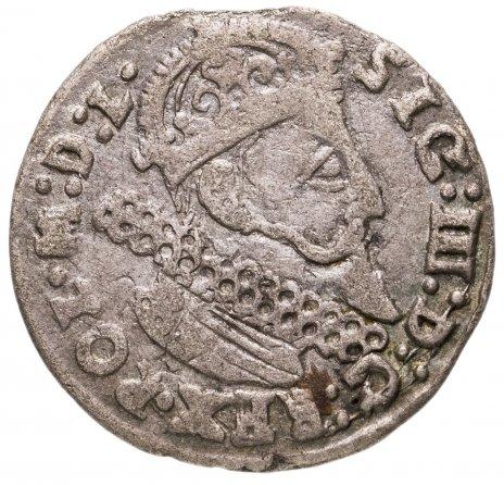 купить Речь Посполитая, 3 гроша 1624 года, Сигизмунд III Ваза