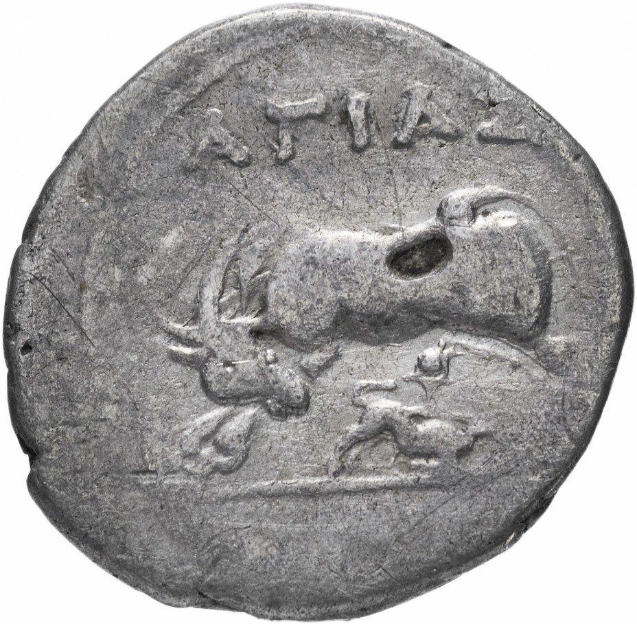 купить Иллирия, г. Апполония II-I вв до н.э. викториат