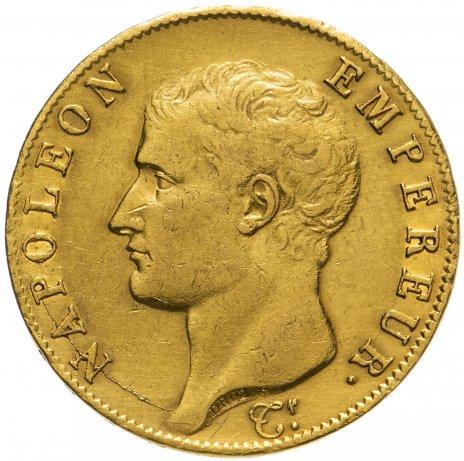 купить Франция 40 франков 1806 Наполеон Бонапарт