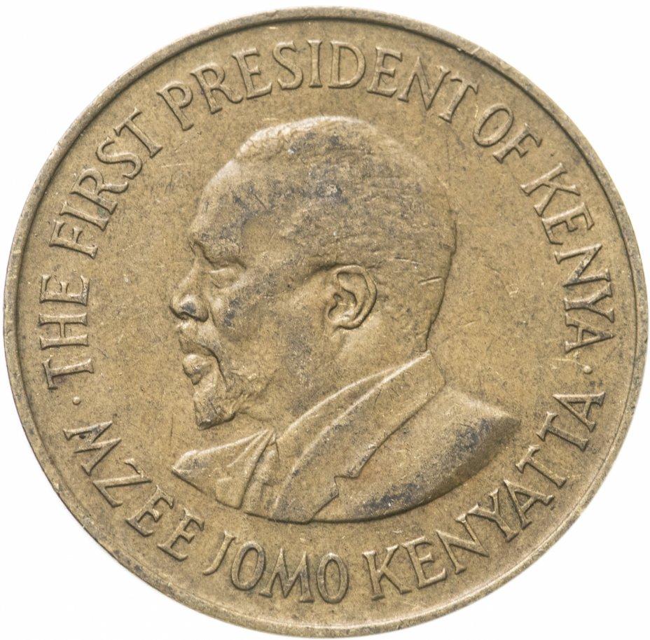 купить Кения 10 центов 1971-1978 (случайный год)