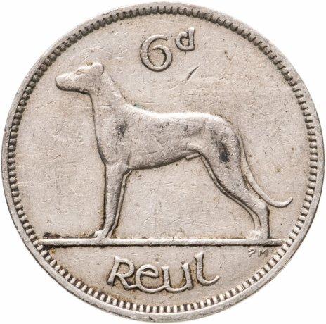 купить Ирландия 6 пенсов (pence) 1945