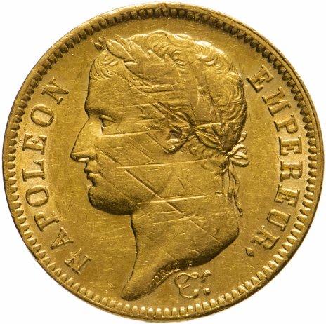 купить Франция 40 франков 1812 Наполеон Бонапарт