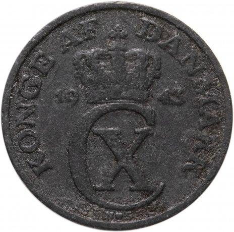 купить Дания 1 эре (ore) 1942