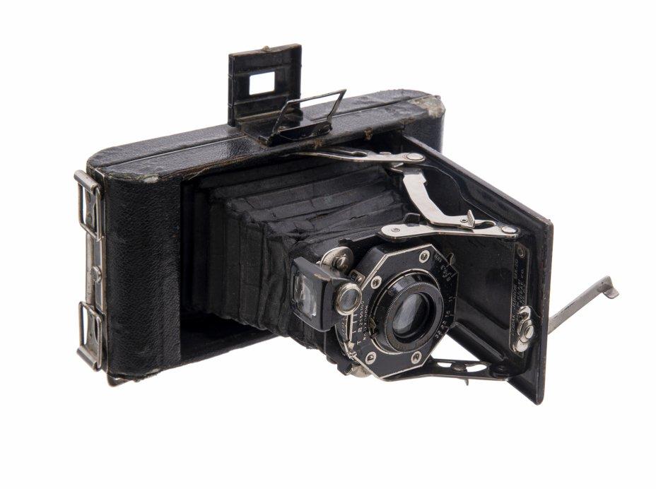 "купить Фотоаппарат ""Kodak junior six-20"", объектив ""Kodak Anastigmat f-6.3/100mm"", металлический сплав, Eastman Kodak Co., США, 1930-1940 гг."