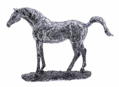 """купить Статуэтка """"Лошадь"""", пластик, крашение, фирма """"SIA Home Fashion"""", Франция, 2000-2020 гг."""