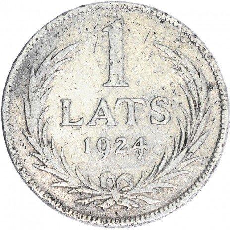 купить Латвия 1 лат 1924