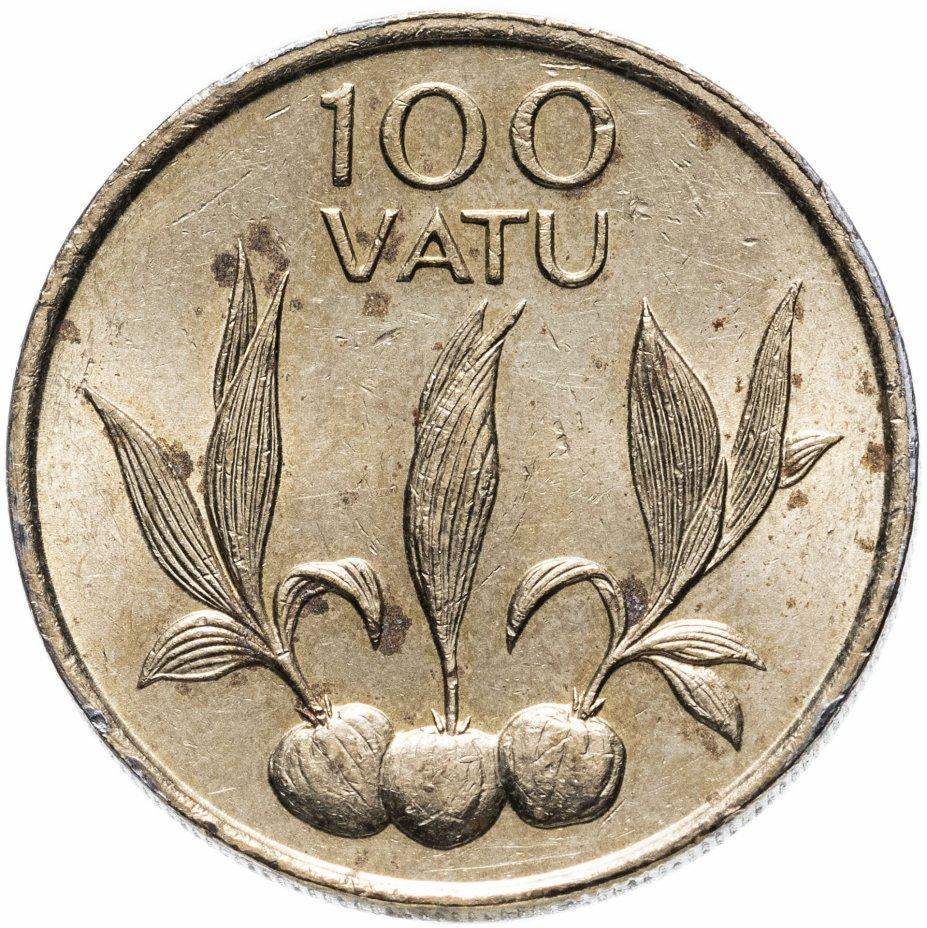 купить Вануату 100 вату (vatu) 1988-2008, случайная дата