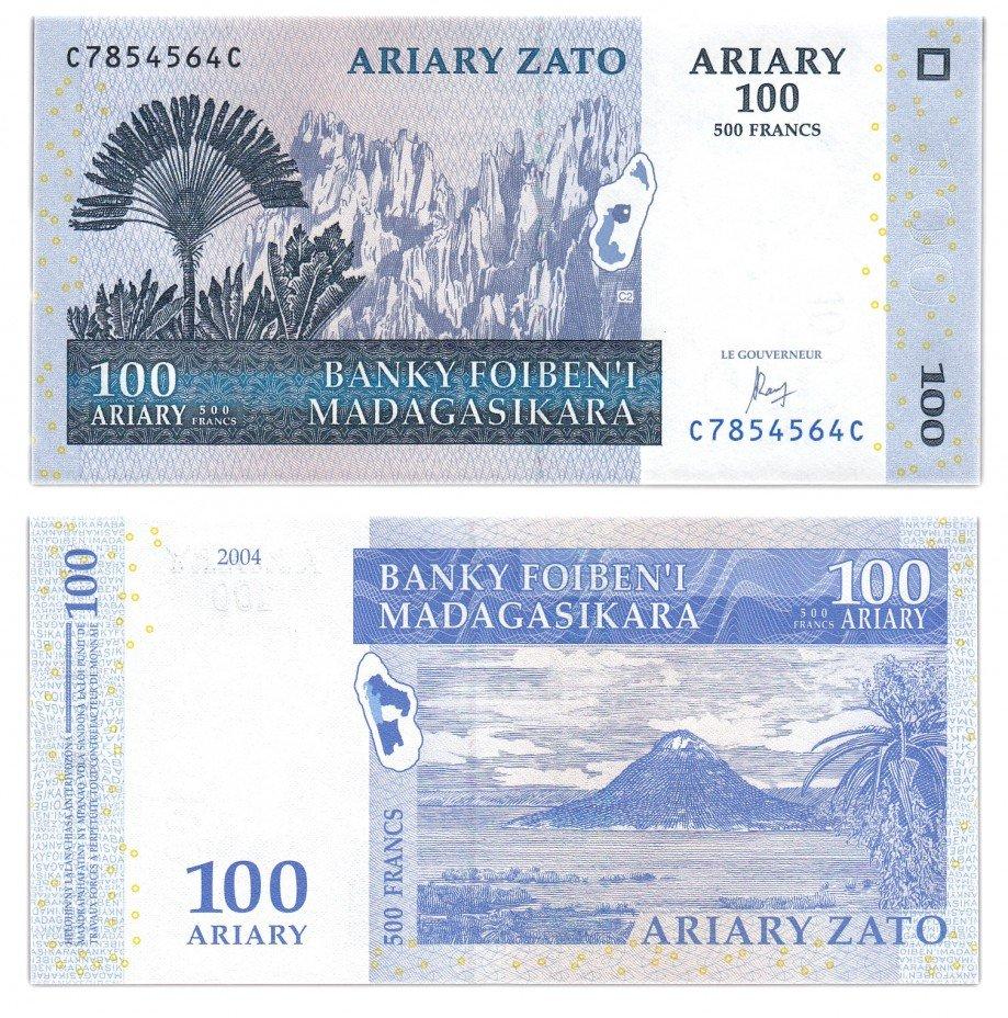 купить Мадагаскар 100  2004