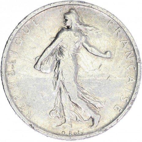 купить Франция 1 франк 1901