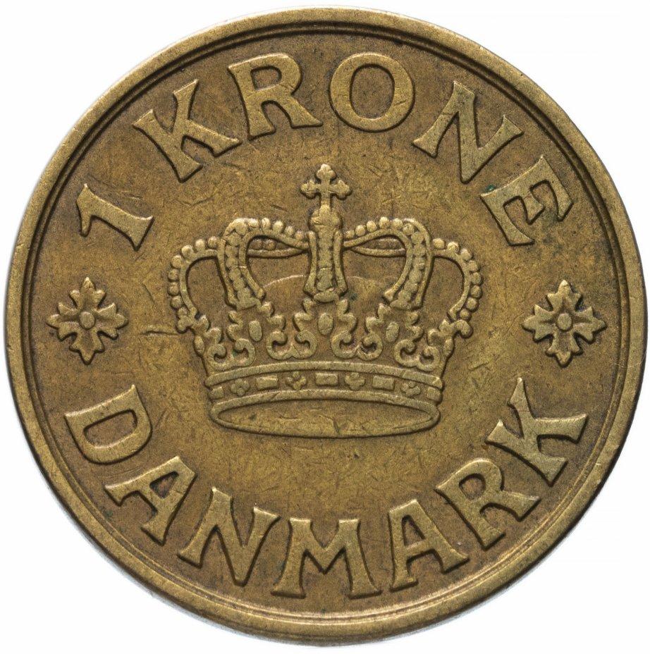 купить Дания 1 крона 1939