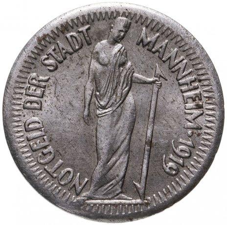 купить Германия (Мангейм) нотгельд 25 пфеннигов 1919