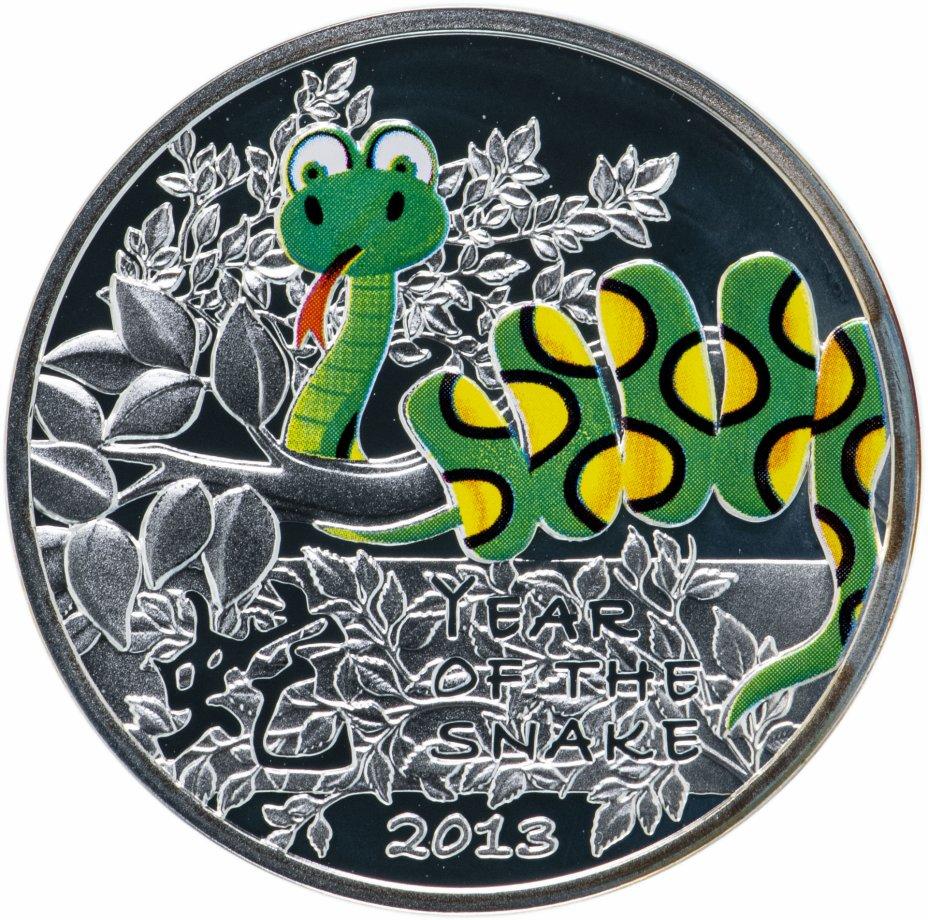 купить Ниуэ 1 доллар 2012 «Змея»