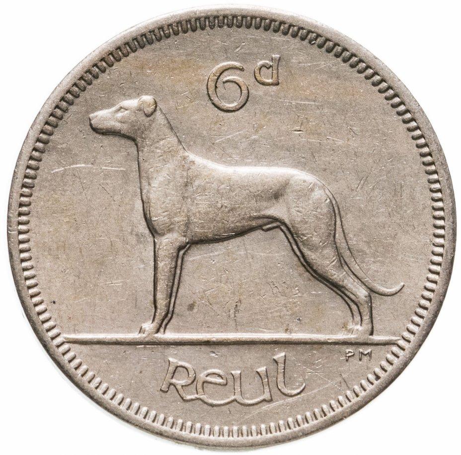 купить Ирландия 6 пенсов (pence) 1967