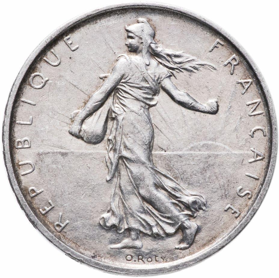 купить Франция 5 франков 1961