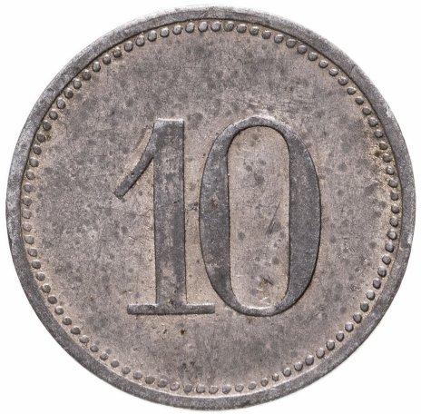 купить Германия (Динкельсбюль) нотгельд  10 пфеннигов 1917