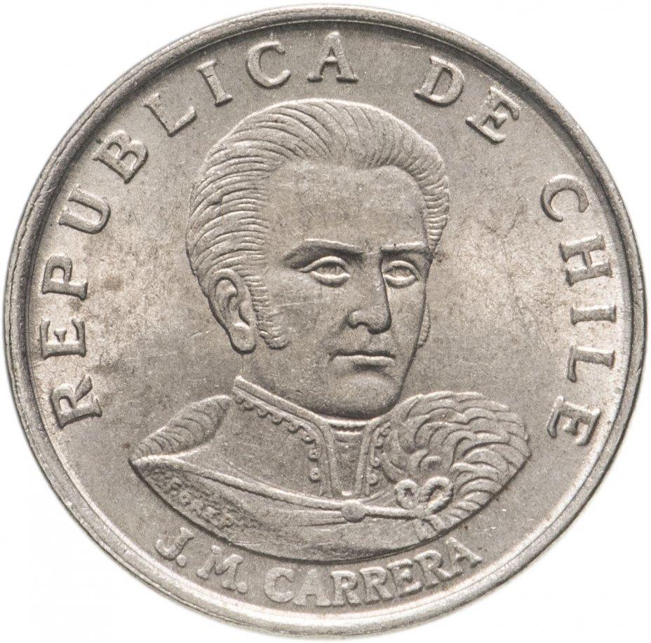купить Чили 1 эскудо (escudo) 1972
