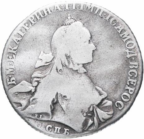 купить 1 рубль 1763-1765 СПБ-TI-ЯI