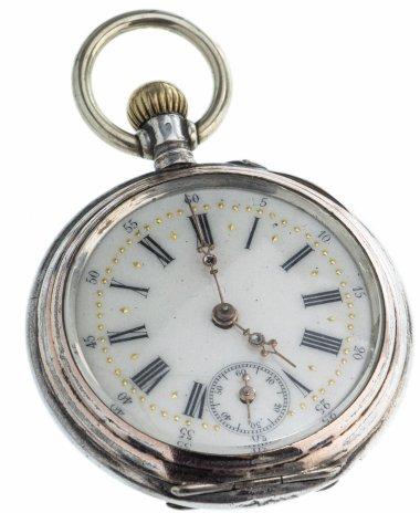 купить Карманные часы серебряные Galonne, Швейцария