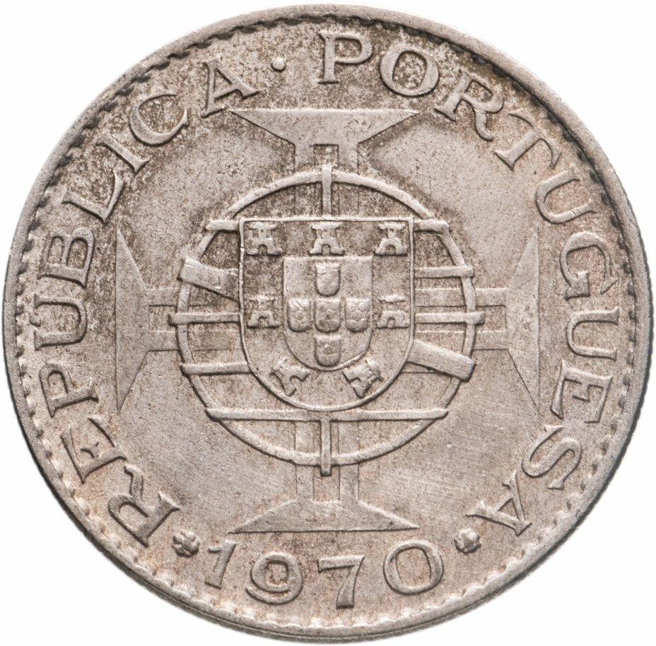 купить Португальский Тимор 10 эскудо (escudos) 1970