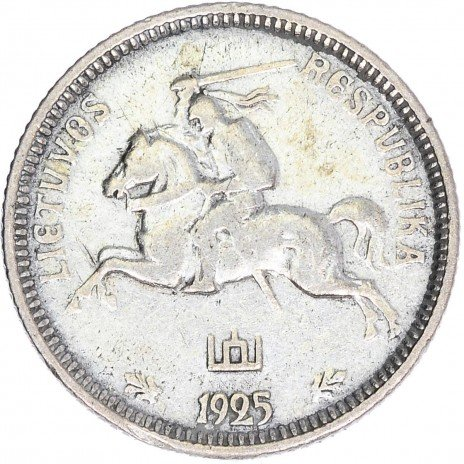 купить Литва 1 лит 1925