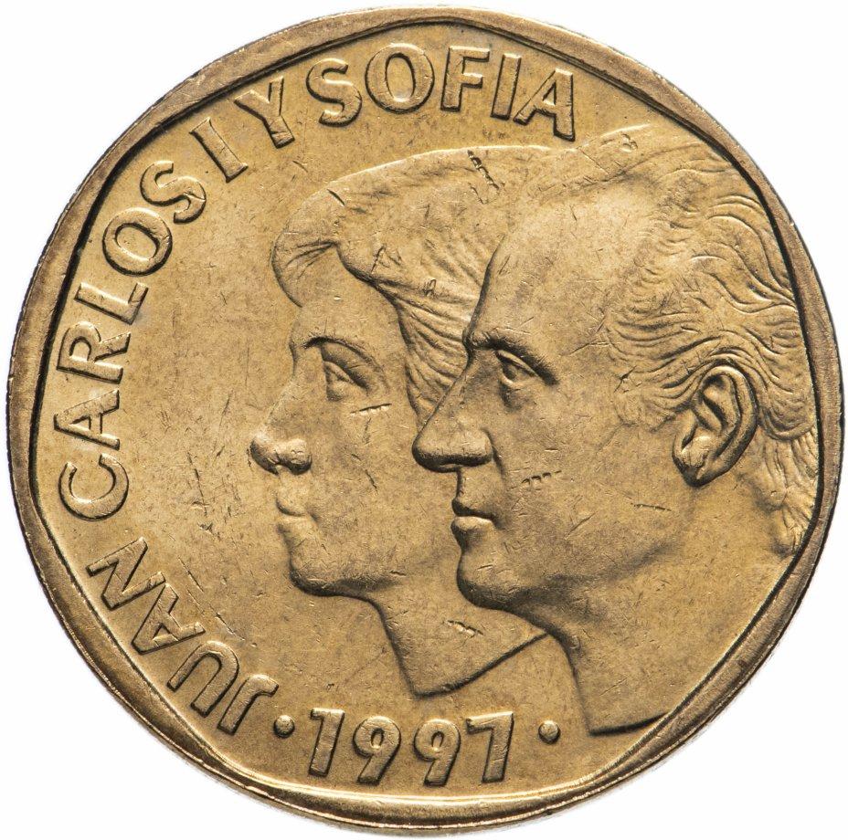 купить Испания 500 песет (pesetas) 1997
