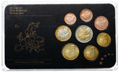 купить Ватикан, набор из 8-ми пробных монетовидных жетонов