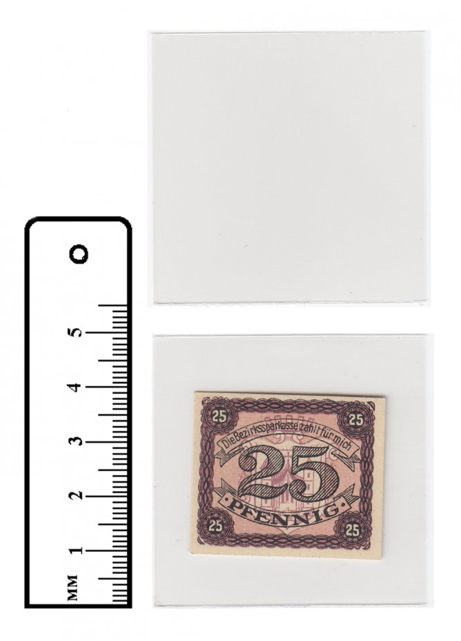 купить Холдер для банкнот (Китай) 50х50мм