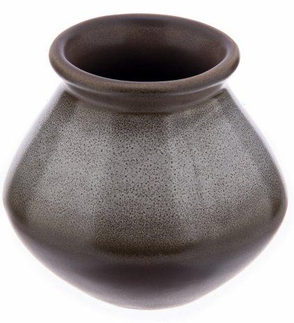 купить Миниатюрная вазочка, фарфор, глазурь, Тбилисский керамический комбинат, СССР, 1962-1967 гг.