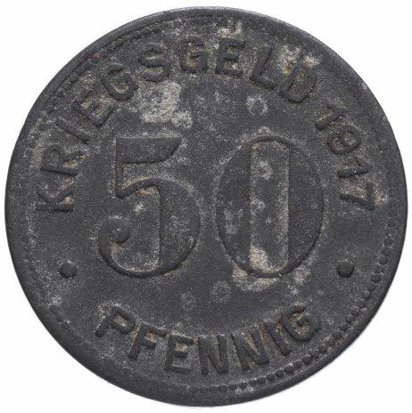 купить Германия (Эссен, Рейнская провинция) 50 пфеннигов 1917 нотгельд