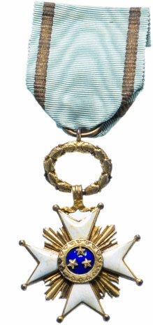 купить Латвия Орден Трех Звезд (V класс) 1925 - 1940 год
