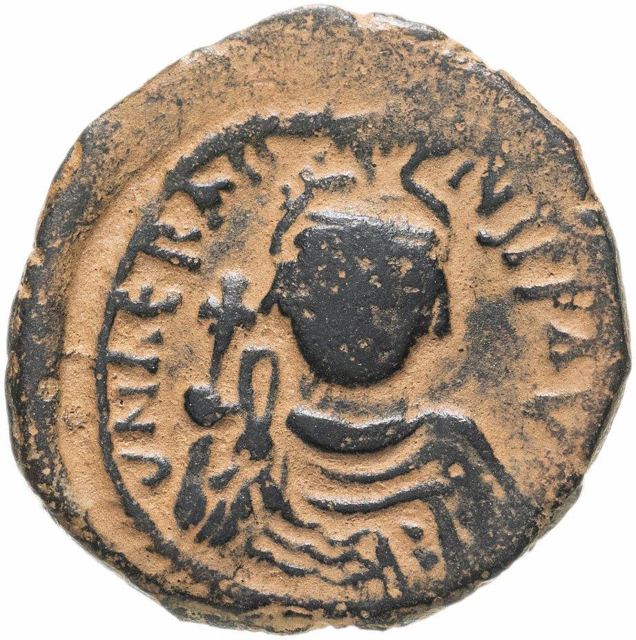купить Византийская империя, Ираклий, 610-641 годы, фоллис.