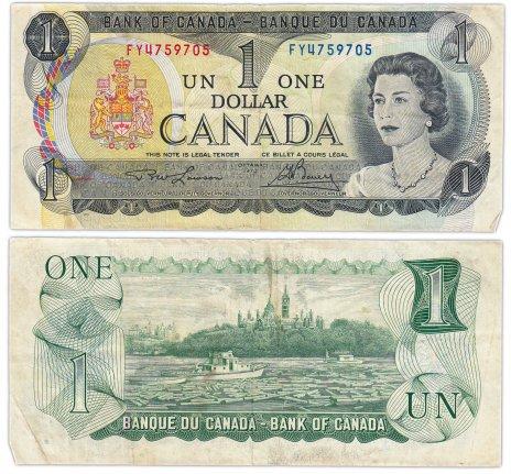купить Канада 1 доллар 1973 (Pick 85а)