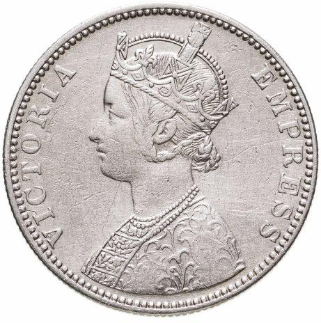 купить Индия (Британская) 1 рупия (rupee) 1890