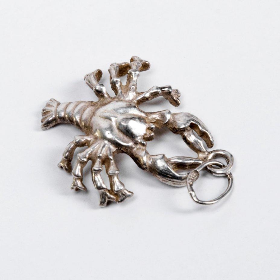 """купить Кулон (подвеска) """"Скорпион"""", серебро 925 пр., Западная Европа, 1970-1990 гг."""