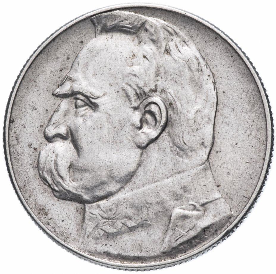 купить Польша 5 злотых 1936