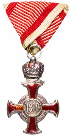 купить Крест «За заслуги» Австро-Венгрия 1849